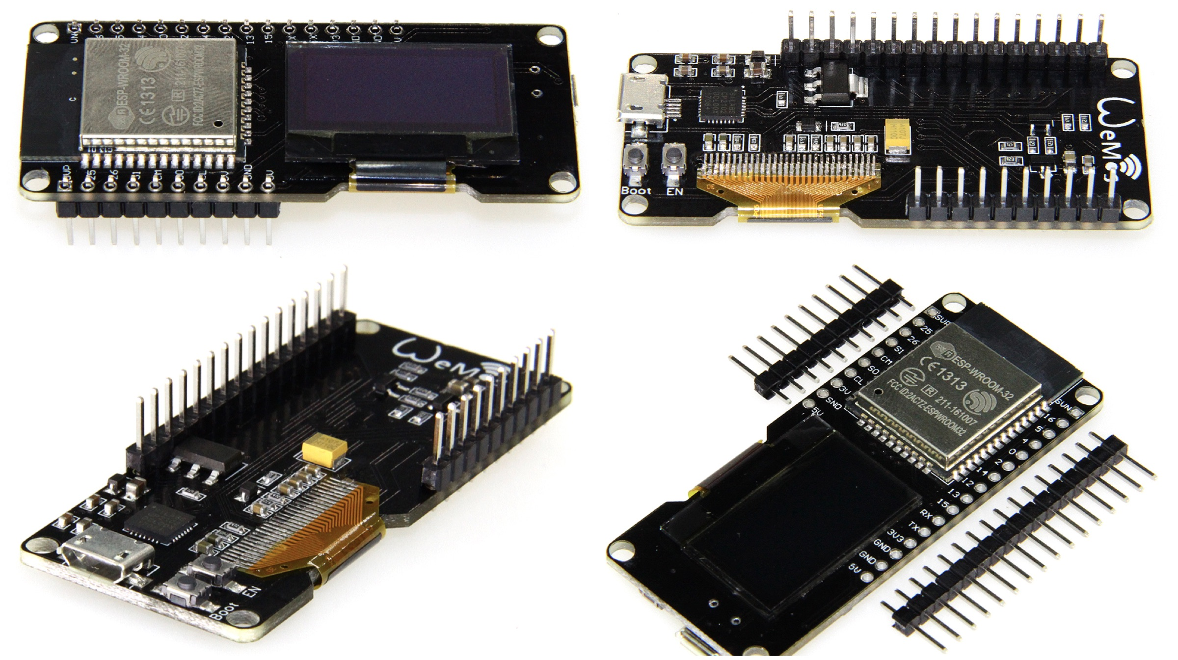 The Internet of Things with ESP32